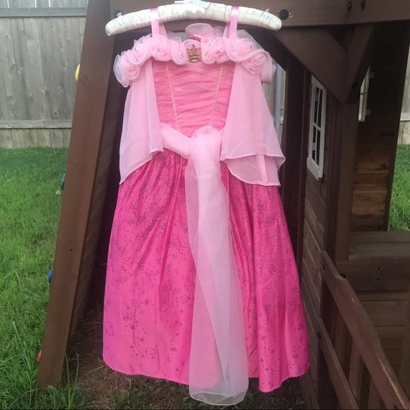 Princess Aurora costume (girls)